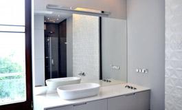 które lustra na wymiar wybrać do łazienki